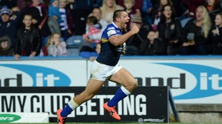 Ryan Hall to leave Leeds Rhinos