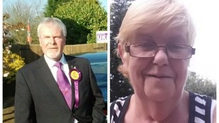 'I've just killed my wife': Former UKIP councillor's shocking 999 call to police