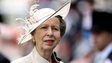 Princess Anne visits Guernsey
