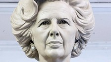 Margaret Thatcher's home town bids for statue rejected for Parliament Square