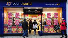 Poundworld stores have started closing down sales.