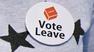 Vote Leave was found to have overspent by nearly £500,000 by the Electoral Commission.