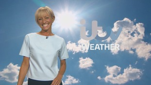 Wales Weather: Plenty of sunshine with a few showers at times!