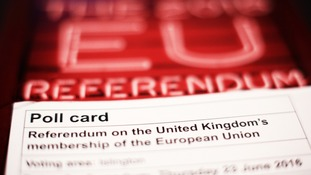 The fines relate to campaigning related to the EU referendum in June 2016.