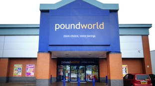 A Poundworld store