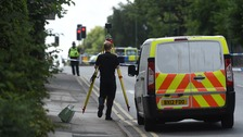 Police believe the hit and run was deliberate