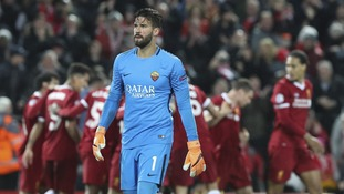 Liverpool have moved to solve their goalkeeping conundrum with a world record £62m bid for Roma's Alisson
