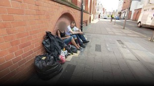 The downward spiral into homelessness