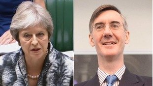 Have Jacob Rees-Mogg and the ERG achieved a decisive step towards no-deal Brexit?