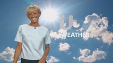 Wales Weather: Plenty of sunshine with a few showers!