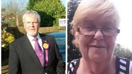 Former UKIP councillor guilty of murdering wife