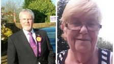 Jailed for life: Ex-Ukip councillor who killed wife after having affair
