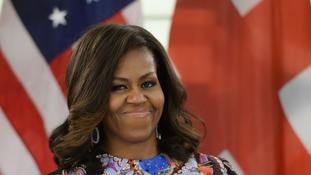 Michelle Obama rules out running for US president