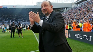 Spain wanted to loan Rafael Benitez for the World Cup finals