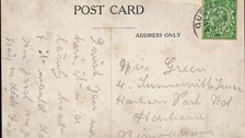 'Wish you were here' Titanic postcard fails to sell at auction