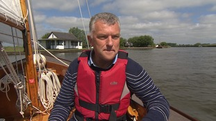 Jonathan sets sail on an exploration of the Anglia archives