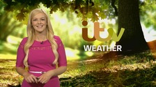 Wales weather: Sunny spells and a few showers