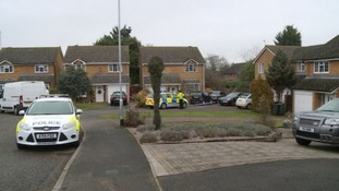 Anne Searle was found dead in Stowmarket last December.