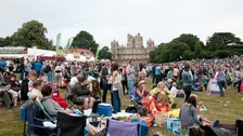 There are a limited number of tickets left for this year's Splendour Festival at Wollaton Hall in Nottingham.