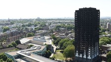 Three people interviewed under caution over Grenfell fire