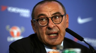 Sarri unable to give guarantees over Hazard and Courtois' Chelsea future