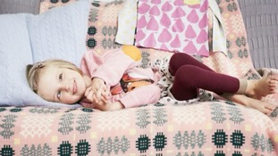 Holly has modelled for Boden and Tesco