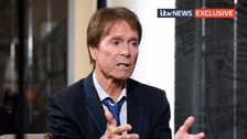 Sir Cliff tells ITV News 'if heads roll at the BBC it'll be deserved'
