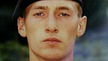 Private Sean Benton was just 20 when he killed himself.