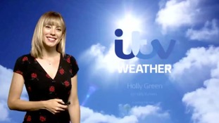Weather forecast: very warm spells of sunshine
