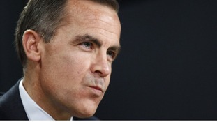 Mark Carney takes over from Mervyn King on 1st July 2013.