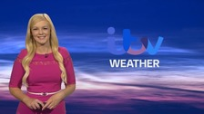 Wales weather: Showers fading leaving a dry night with clear spells