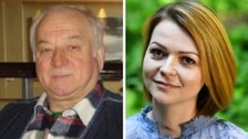 Skripal Novichok poisoning suspects 'identified'