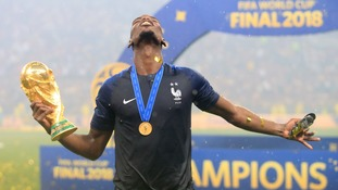 Mourinho wants World Cup winner Pogba to 'understand' why he was successful for France as he returns to club action