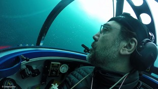 Oscar-winning actor Javier Bardem dived into the role of Antarctic Ambassador with Greenpeace.