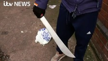 Homicide and knife crimes on the rise in England and Wales