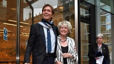 Gloria Hunniford on impact of legal battle on Sir Cliff