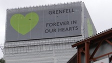 The inquiry is continuing into the Grenfell Tower disaster.