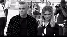 Robbie Williams and Ayda Field to entertain you on X Factor