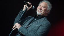 Sir Tom Jones apologises to fans for cancelling two concerts due to illness