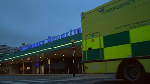 ITV News spent one week at Liverpool's Aintree University Hospital.