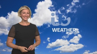 UK Weather Forecast: Warm with sunny spells. Rain in the northwest later.