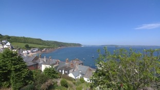 Cawsand Bay draws thousands of visitors every summer, increasing demand for property.