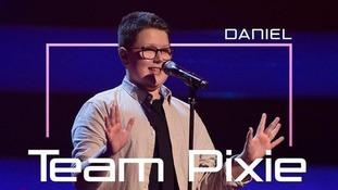 Pontypridd teen reaches Voice Kids semi-final