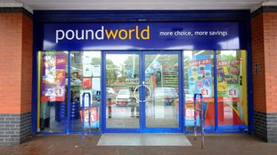 Poundworld to disappear from the high street as final store closures announced