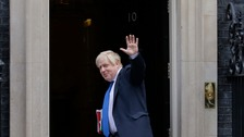Could we be seeing Boris holding the fort at No 10 anytime soon?
