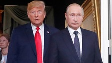 Trump and Putin could meet again in the autumn