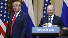 Trump invites Putin to White House for talks in autumn
