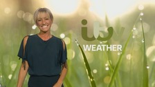 Wales Weather: A wet day for some!