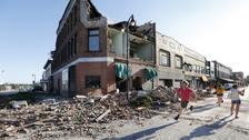 Tornadoes flatten buildings and injure 17 in Iowa