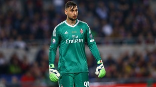 Rumours: Chelsea target Milan's Donnarumma as Courtois replacement